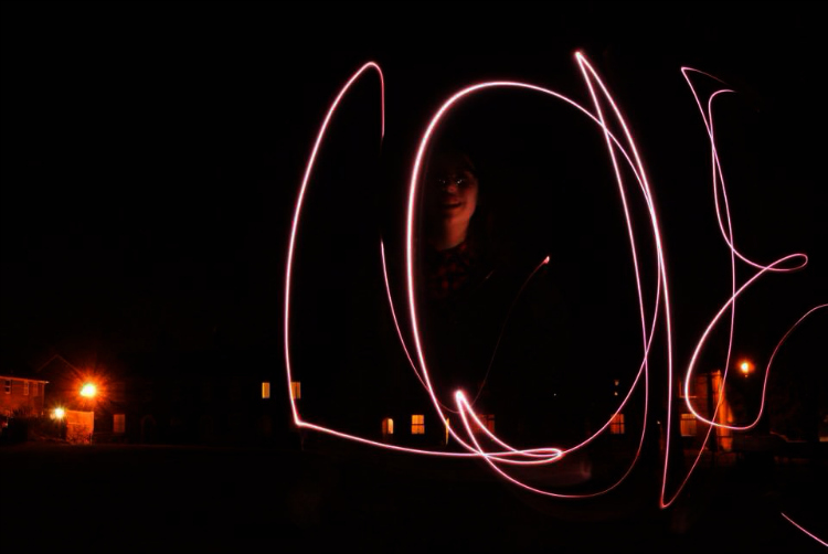 love light painting