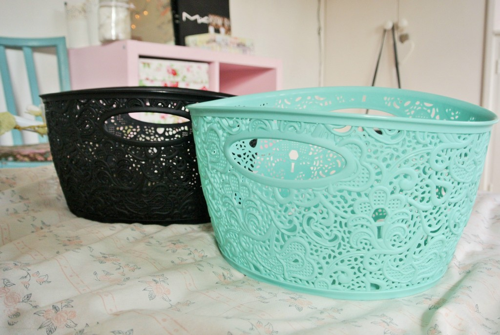 lace baskets the range