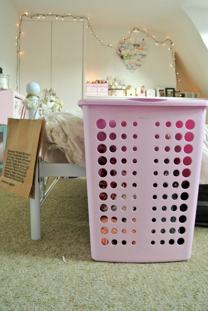 laundry hamper argos