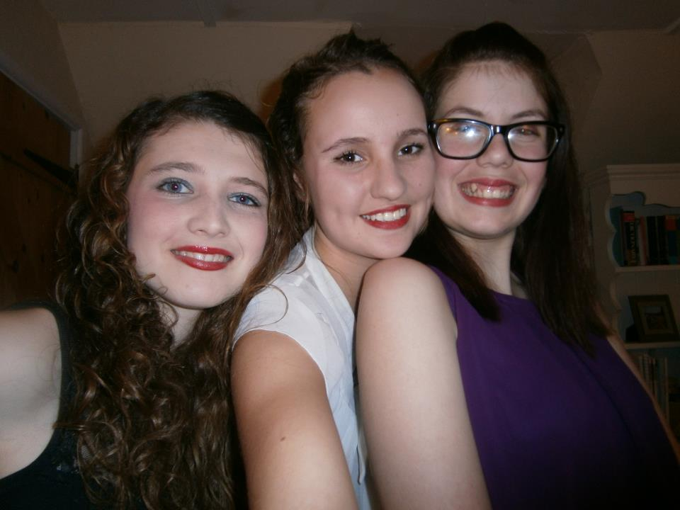 me gee and Em