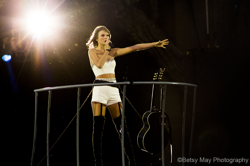 Taylor Swift Hyde Park 27th June 2015 1989 tour 1
